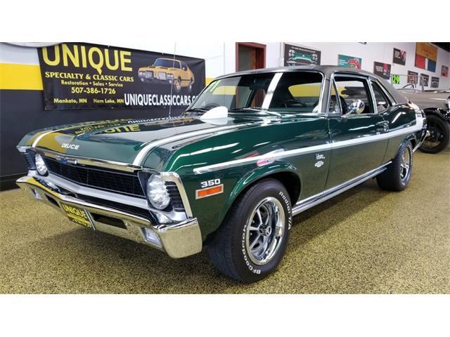1971 Chevrolet Nova (CC-1366069) for sale in Mankato, Minnesota