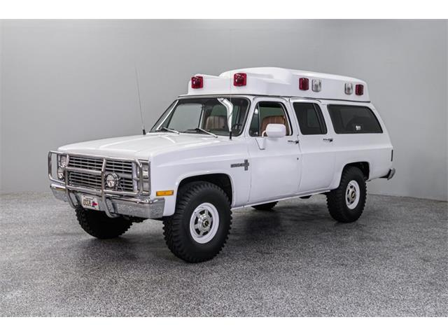 1983 Chevrolet Suburban (CC-1366085) for sale in Concord, North Carolina