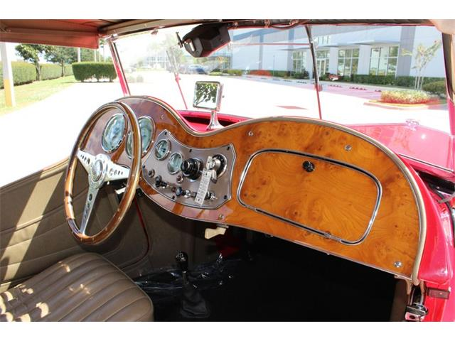 1953 MG TD (CC-1366097) for sale in Sarasota, Florida