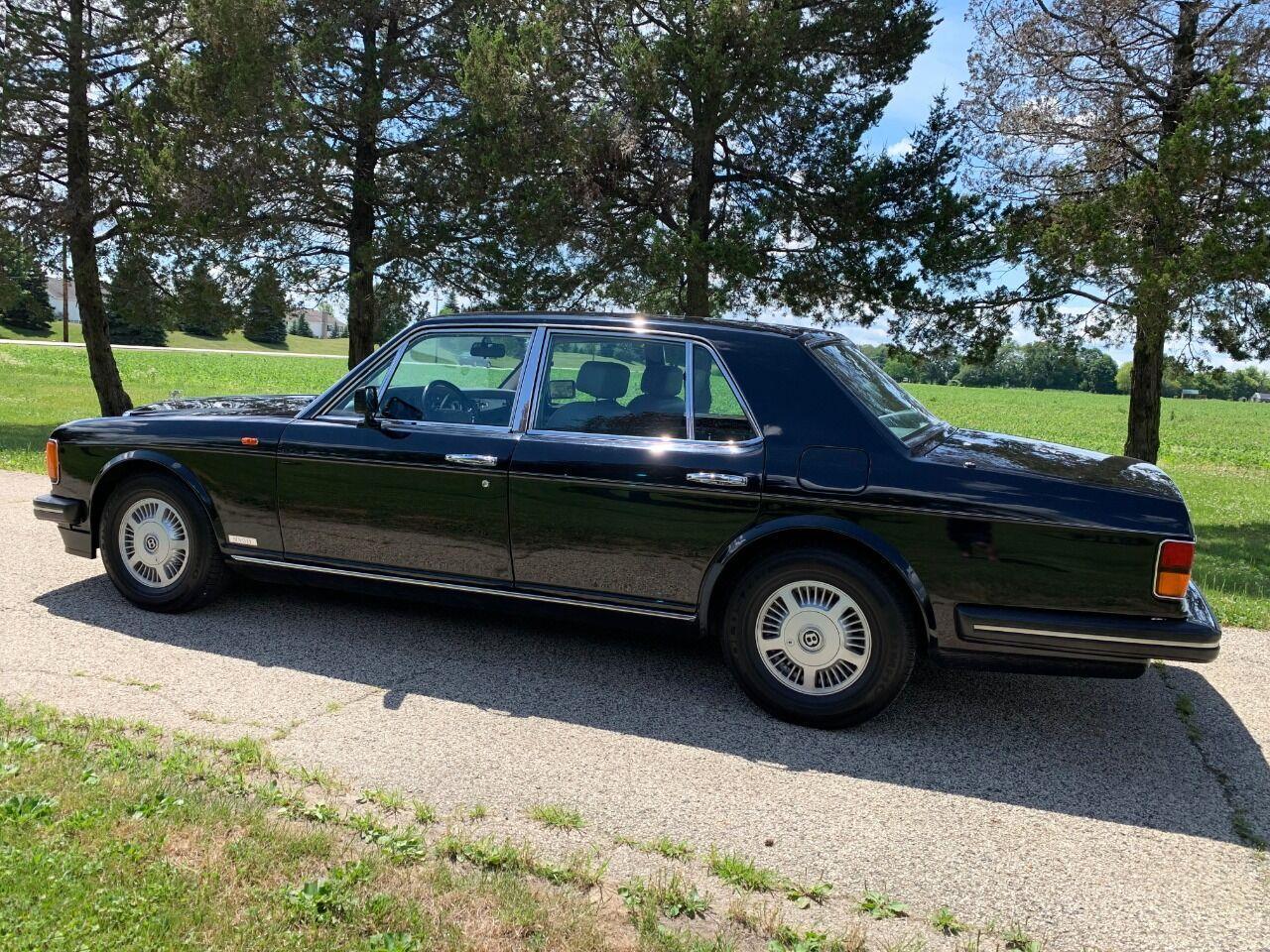 1991 Bentley Mulsanne S (CC-1366117) for sale in Carey, Illinois