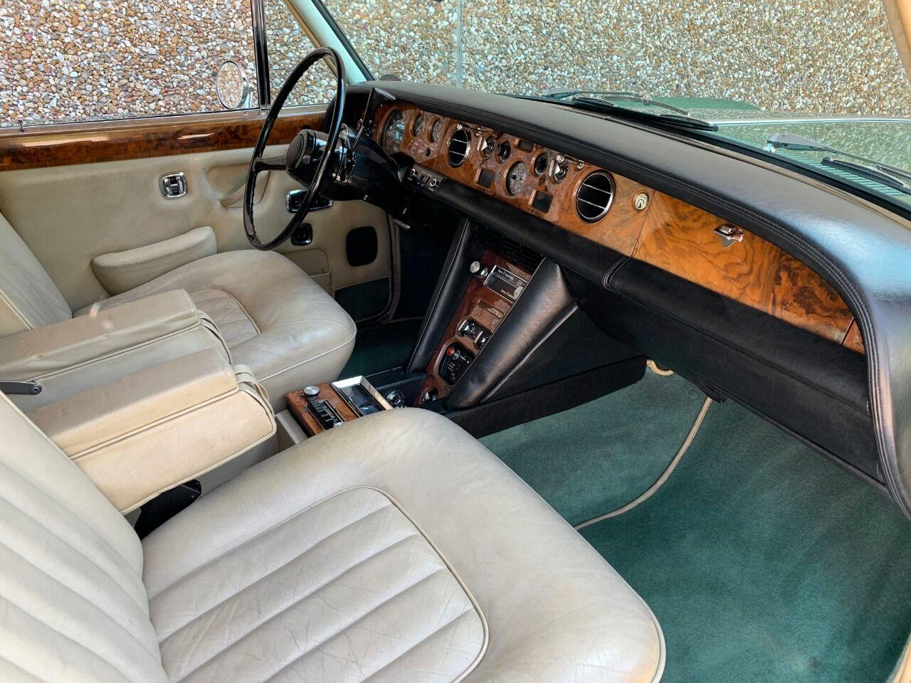 1973 Rolls-Royce Silver Shadow (CC-1366118) for sale in Carey, Illinois