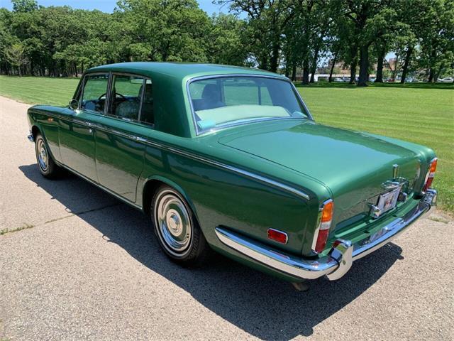 1973 Rolls-Royce Silver Shadow (CC-1366118) for sale in Carey, Illinois