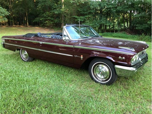 1963 Ford Galaxie (CC-1366122) for sale in Youngville, North Carolina