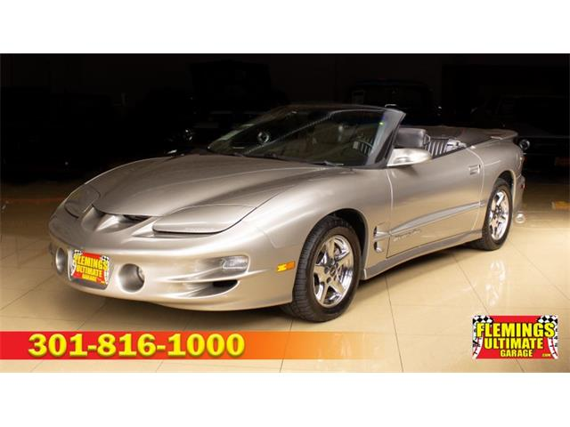2000 Pontiac Firebird Trans Am (CC-1366147) for sale in Rockville, Maryland