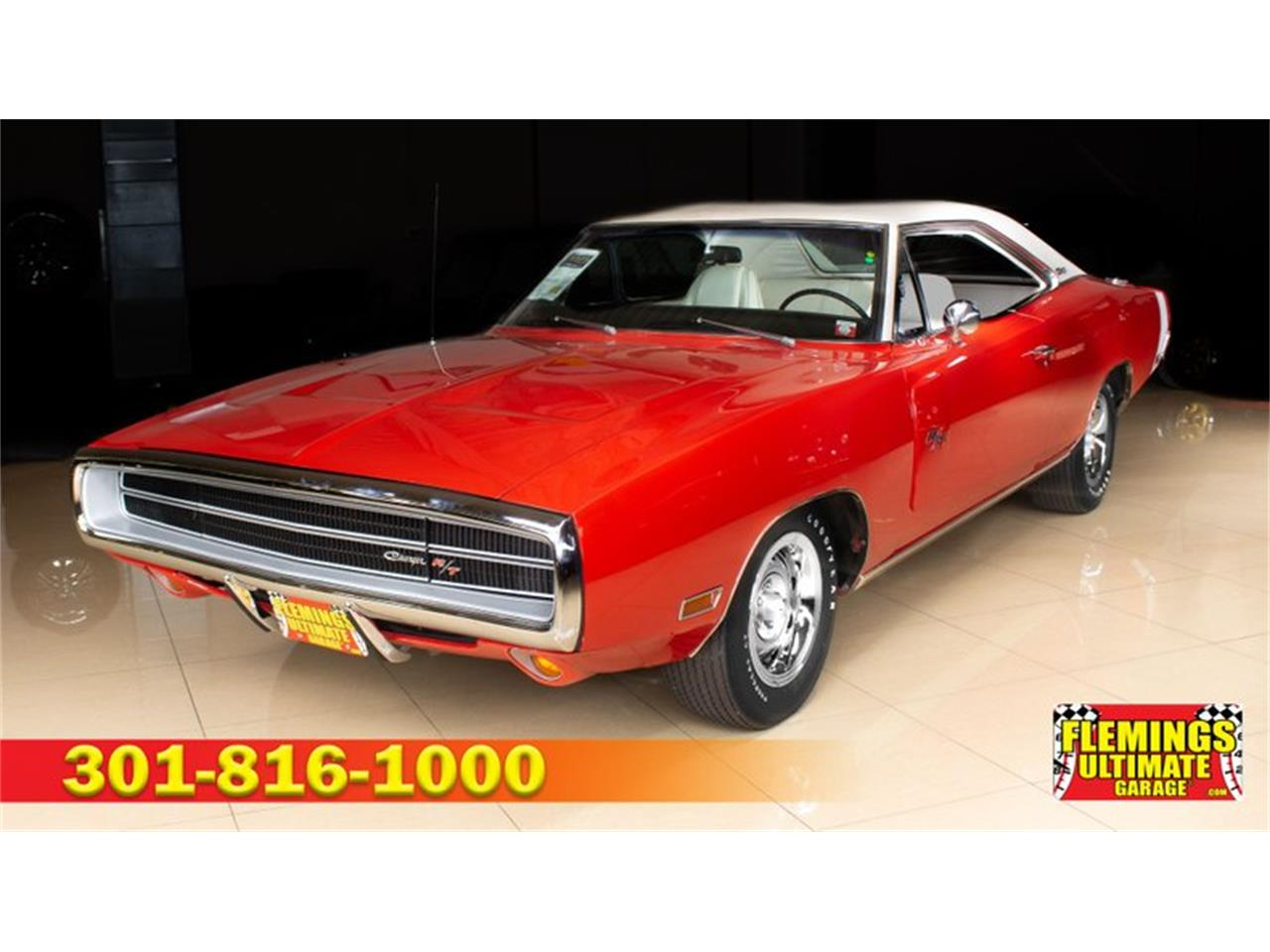 1970 Dodge Charger (CC-1366151) for sale in Rockville, Maryland