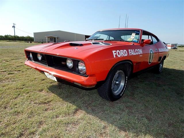 1976 Ford Falcon (CC-1366159) for sale in Wichita Falls, Texas