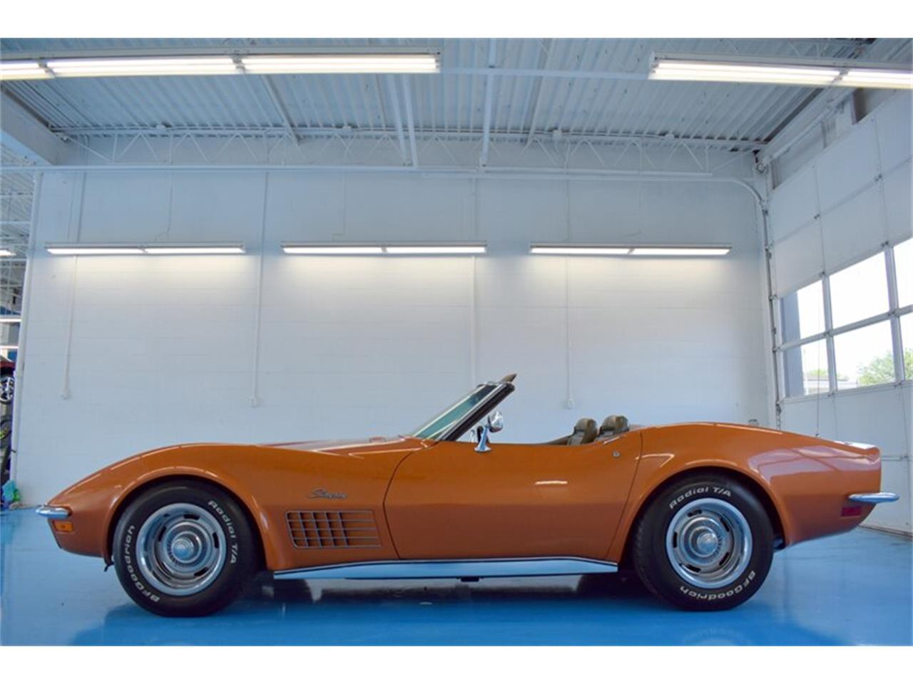 1972 Chevrolet Corvette (CC-1366161) for sale in Springfield, Ohio