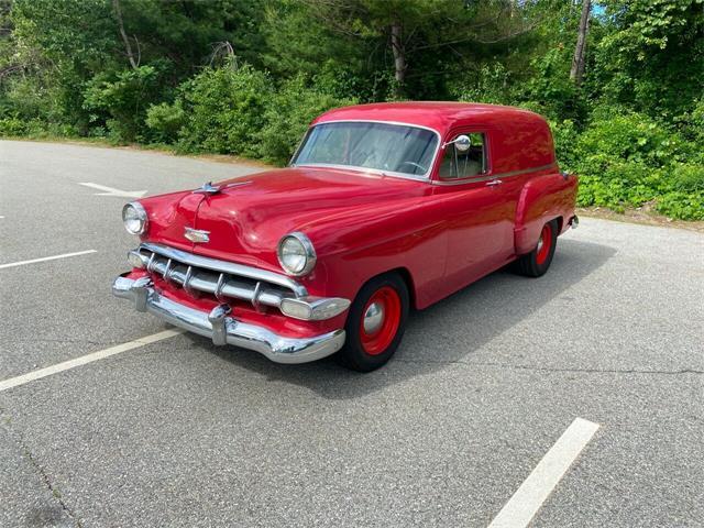 1954 Chevrolet Fleetline (CC-1366163) for sale in Westford, Massachusetts