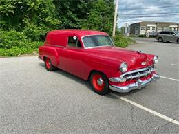 1954 Chevrolet Fleetline (CC-1366163) for sale in Westford, Massachusetts