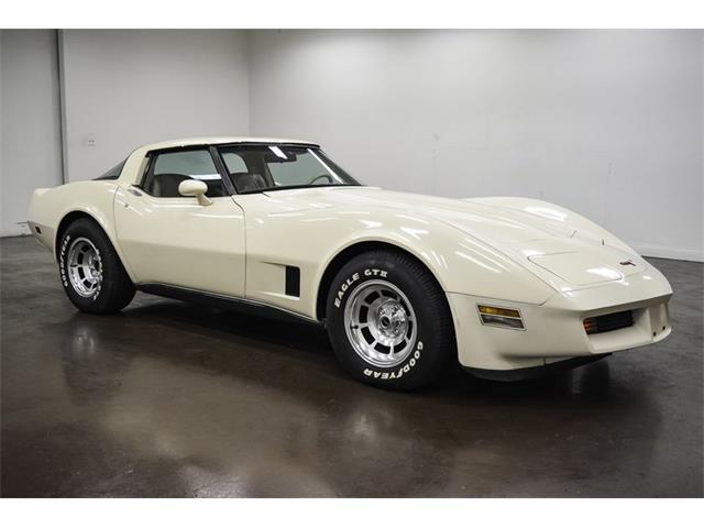 1980 Chevrolet Corvette (CC-1366164) for sale in Sherman, Texas