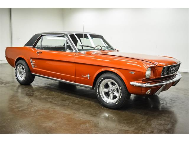 1966 Ford Mustang (CC-1366167) for sale in Sherman, Texas