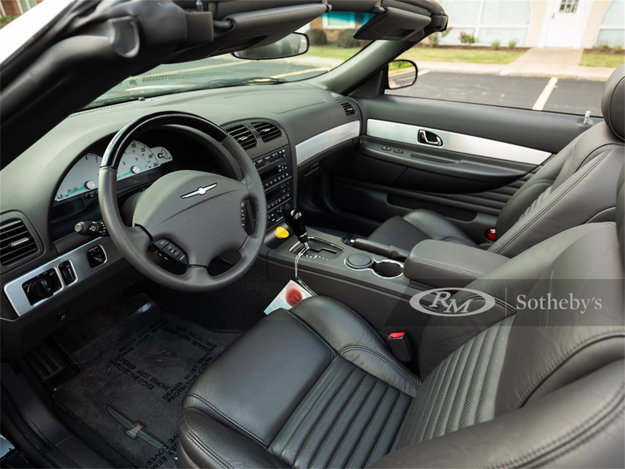 2002 Ford Thunderbird (CC-1366192) for sale in Auburn, Indiana