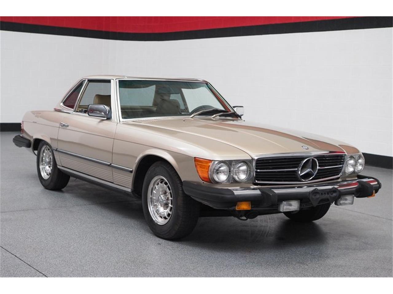 1983 Mercedes-Benz 380 (CC-1366219) for sale in Gilbert, Arizona