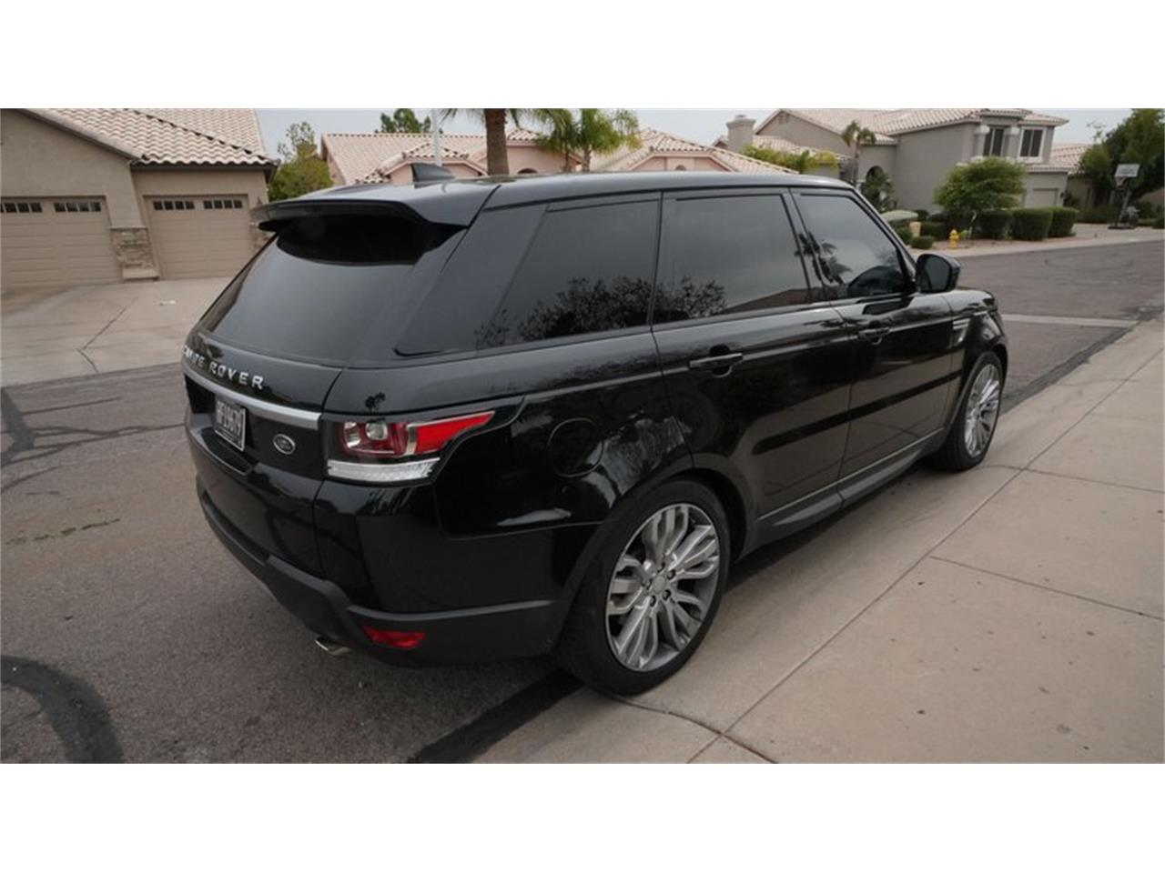 2017 Land Rover Range Rover (CC-1366234) for sale in Gilbert, Arizona