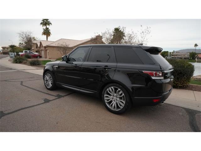 2017 Land Rover Range Rover (CC-1366234) for sale in Gilbert, Arizona