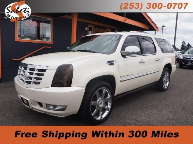 2009 Cadillac Escalade (CC-1366242) for sale in Tacoma, Washington