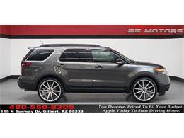 2015 Ford Explorer (CC-1366252) for sale in Gilbert, Arizona