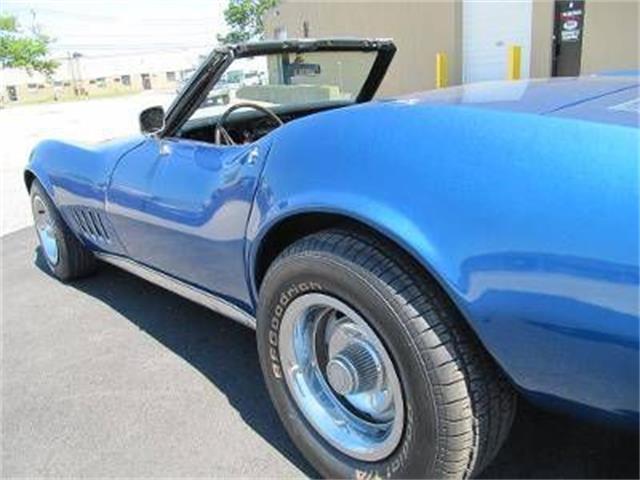 1968 Chevrolet Corvette (CC-1366257) for sale in Cadillac, Michigan