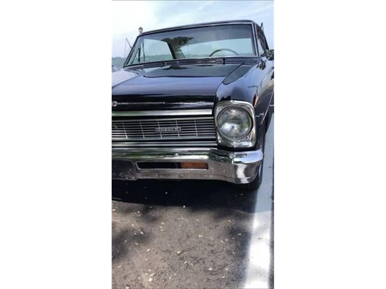 1966 Chevrolet Chevy II (CC-1366261) for sale in Cadillac, Michigan