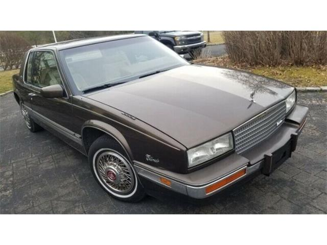 1986 Cadillac Eldorado (CC-1366268) for sale in Cadillac, Michigan