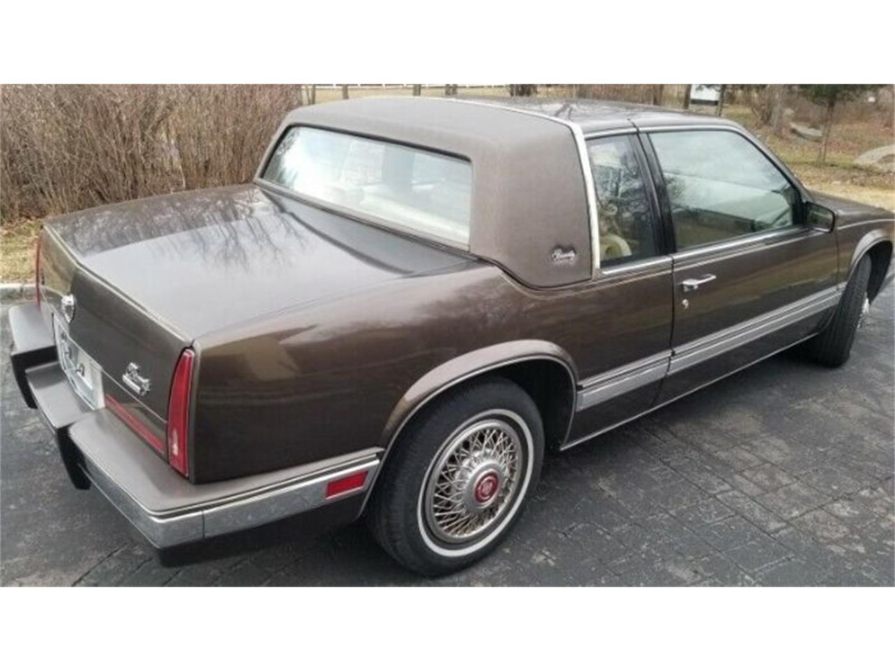 1986 cadillac eldorado for sale classiccars com cc 1366268 classic cars