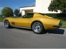 1972 Chevrolet Corvette (CC-1366274) for sale in Cadillac, Michigan