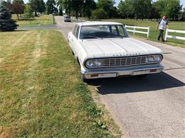 1964 Chevrolet Malibu (CC-1366276) for sale in Cadillac, Michigan