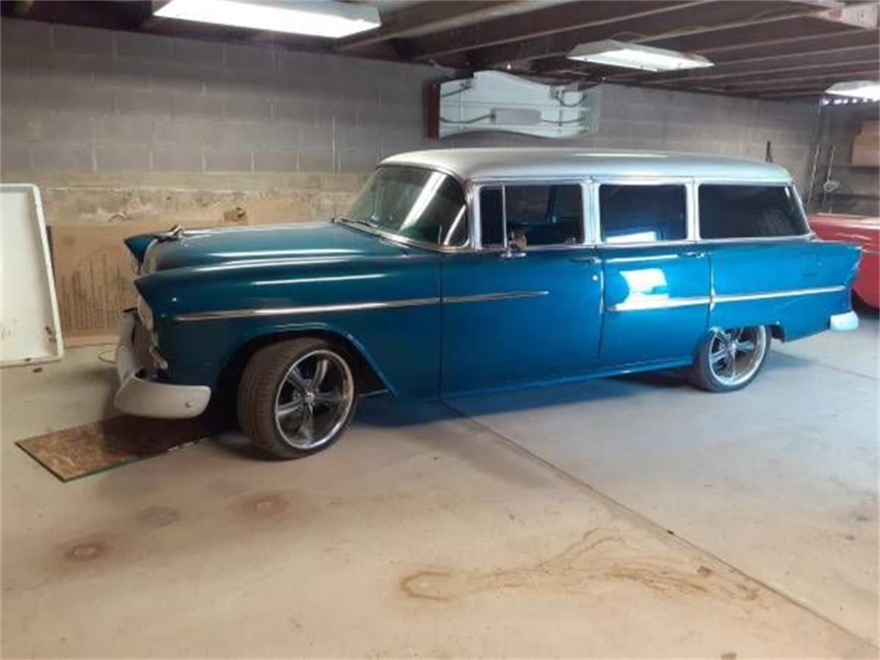 1955 Chevrolet 210 (CC-1360628) for sale in Cadillac, Michigan