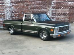 1971 Chevrolet C10 (CC-1366281) for sale in Cadillac, Michigan