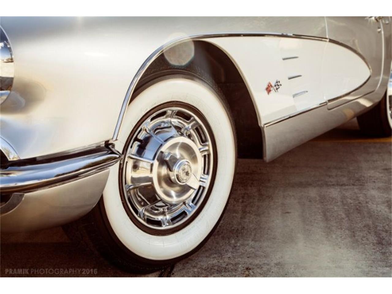 1959 Chevrolet Corvette (CC-1360629) for sale in Cadillac, Michigan
