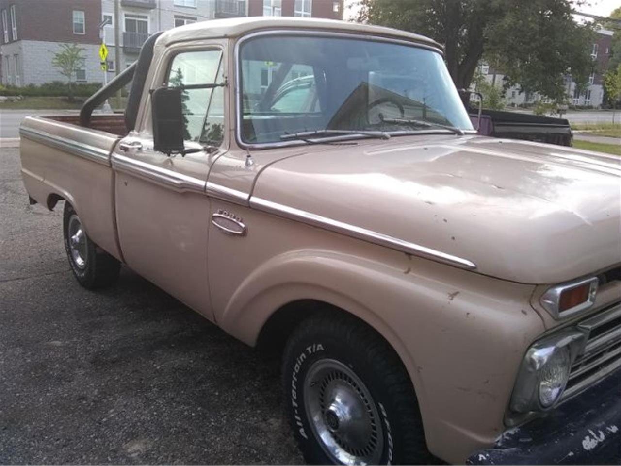 1966 Ford F100 (CC-1366292) for sale in Cadillac, Michigan