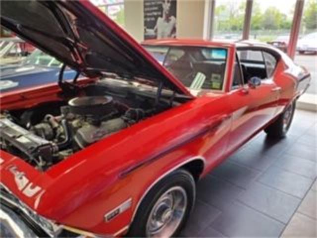 1968 Chevrolet Chevelle (CC-1366297) for sale in Cadillac, Michigan