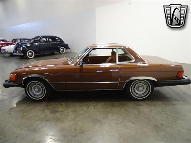 1979 Mercedes-Benz 450SL (CC-1366304) for sale in O'Fallon, Illinois