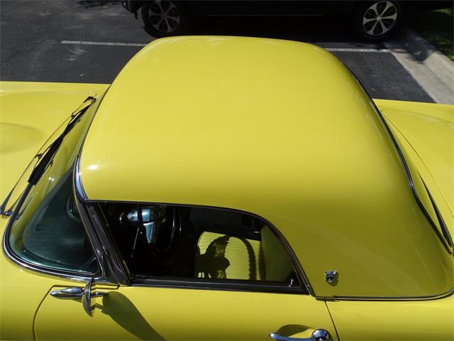 1955 Ford Thunderbird (CC-1366305) for sale in O'Fallon, Illinois