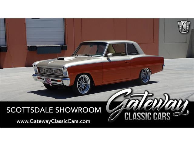 1966 Chevrolet Nova (CC-1366307) for sale in O'Fallon, Illinois