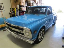 1969 Chevrolet C10 (CC-1360631) for sale in Cadillac, Michigan