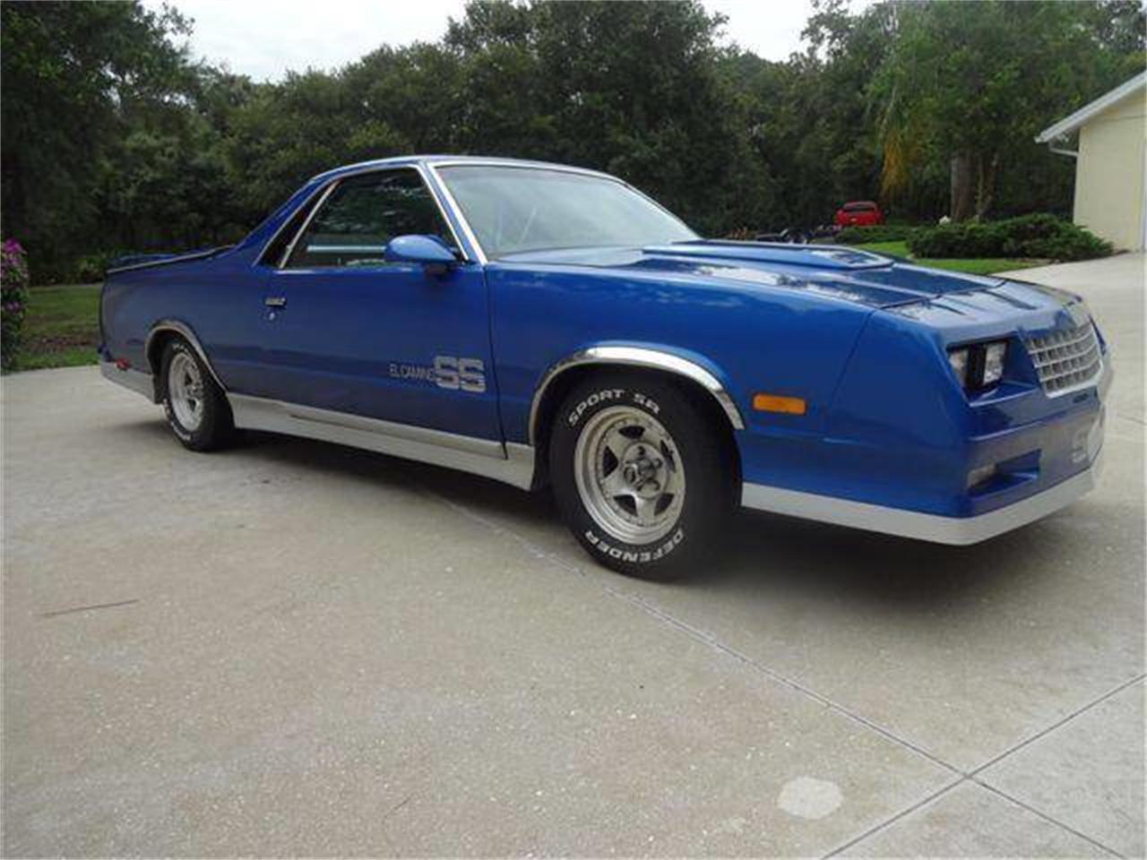 1986 Chevrolet El Camino (CC-1366323) for sale in Sarasota, Florida