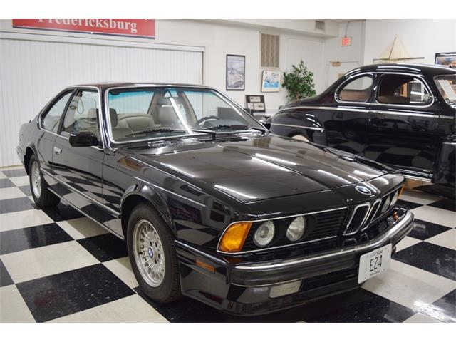 1989 BMW 635csi (CC-1366324) for sale in Fredericksburg, Virginia