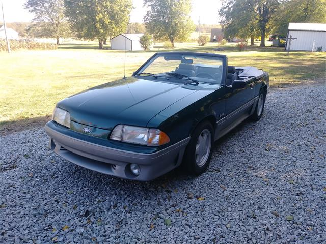 1991 Ford Mustang GT (CC-1366335) for sale in Brownsville, Indiana