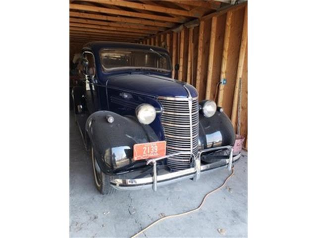 1938 Chevrolet Pickup (CC-1366338) for sale in Billings, Montana