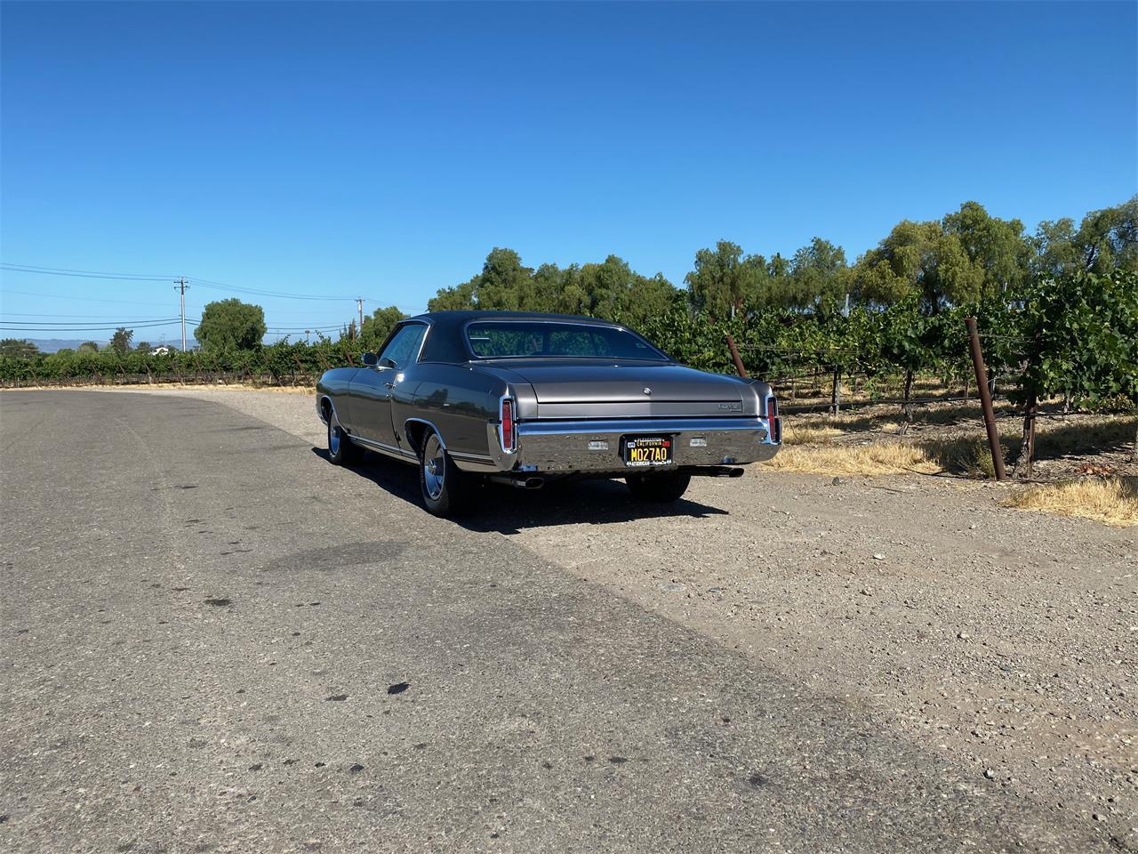 1970 Chevrolet Monte Carlo SS (CC-1366345) for sale in Livermore, California