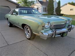 1973 Chevrolet Monte Carlo (CC-1366346) for sale in WisconsinRapids, Wisconsin