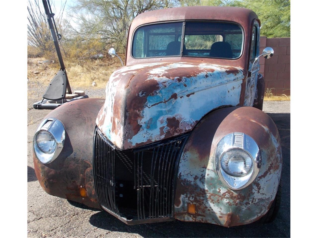 1940 Ford Pickup (CC-1366347) for sale in Tucson, AZ - Arizona