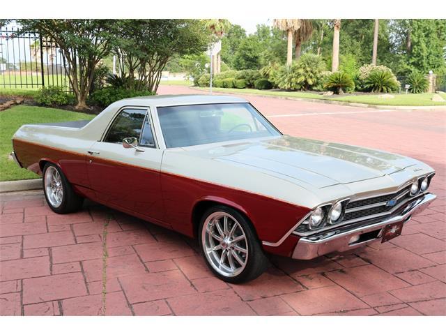1969 Chevrolet El Camino (CC-1366348) for sale in Conroe, Texas