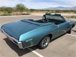 1968 Pontiac GTO (CC-1366358) for sale in Tucson, Arizona