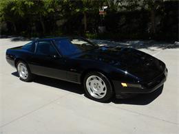 1991 Chevrolet Corvette ZR1 (CC-1366359) for sale in woodland hills, California