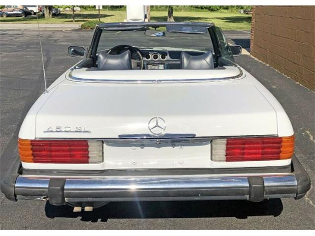 1977 Mercedes-Benz 450SL (CC-1360639) for sale in Cadillac, Michigan