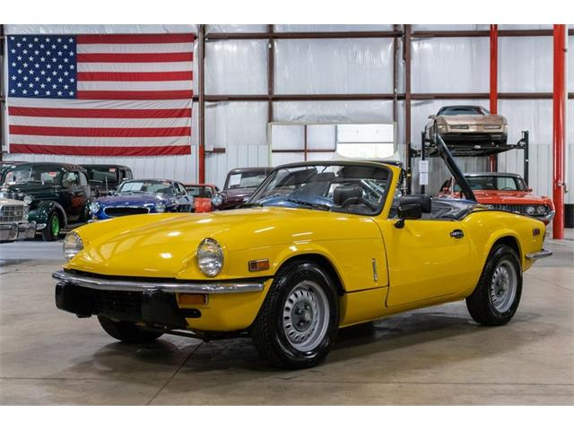 1979 Triumph Spitfire (CC-1360064) for sale in Kentwood, Michigan