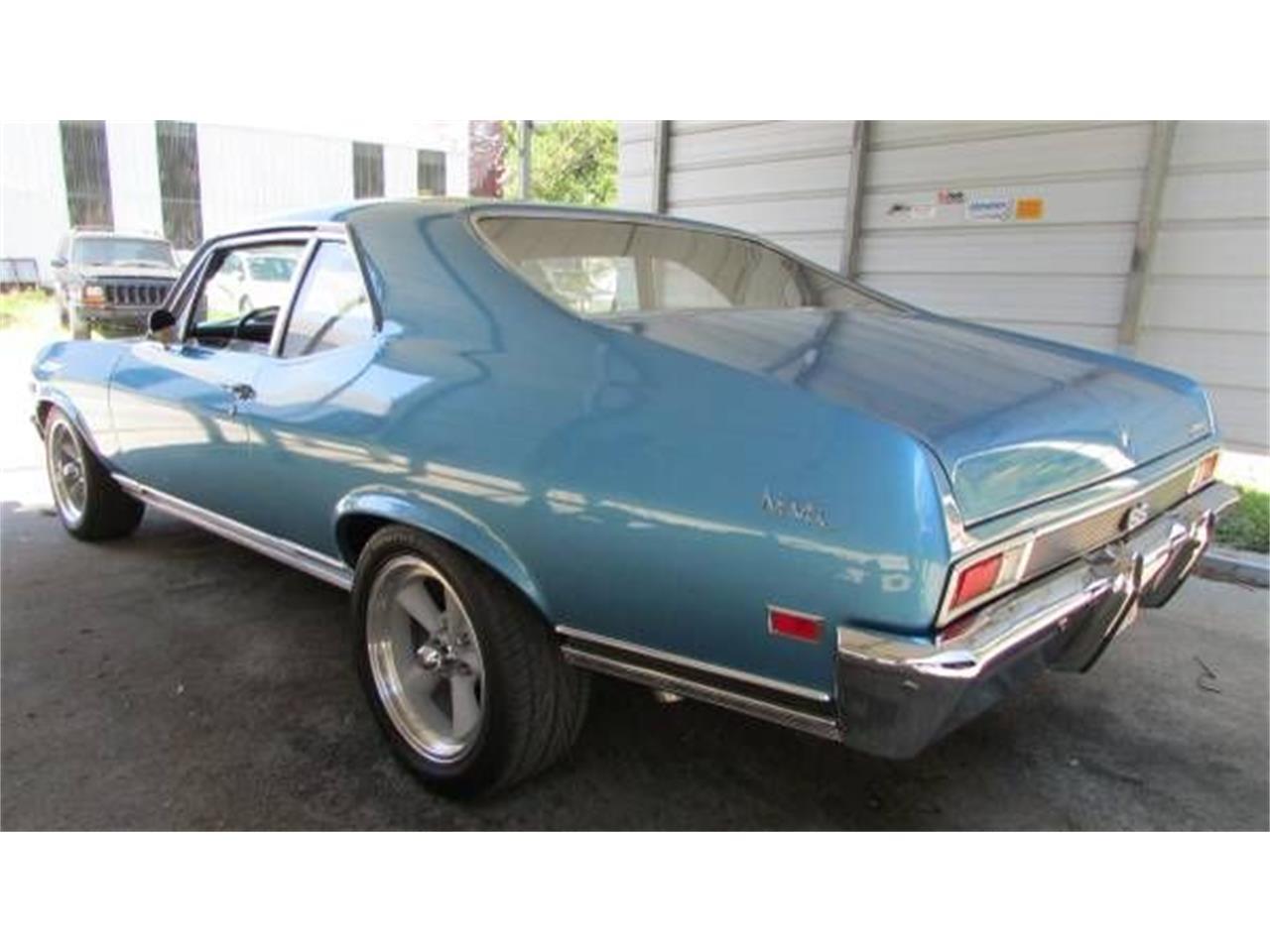 1968 Chevrolet Nova (CC-1360641) for sale in Cadillac, Michigan