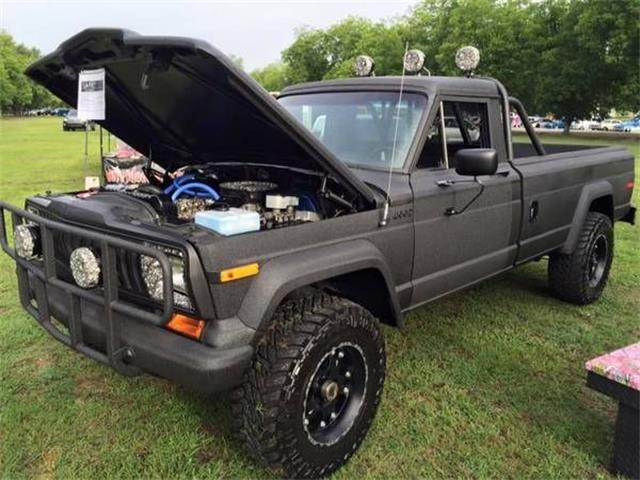 1982 Jeep CJ (CC-1360643) for sale in Cadillac, Michigan